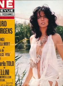 Marilu tolo cinérevue janvier 1975