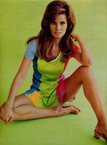 Raquel Welch nov 68 cinerevue