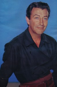 Robert Taylor 1971 - Ciné revue