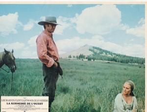Clint Eastwood, Jean Seberg
