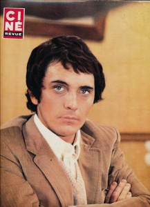 Terence Stamp juillet 69 ciné revue