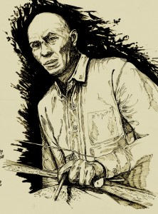 Woody strode by Didgiv