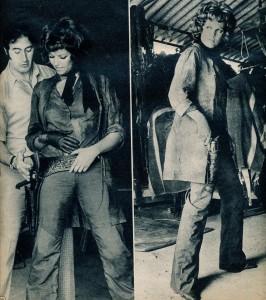 Claudia Cardinale les pétroleuses 1971 - Cine revue