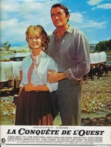 Gregory Peck- La conquête de l'Ouest