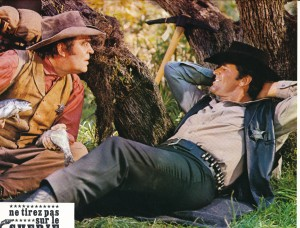 Jack Elam, James Garner (Ne tirez pas...)