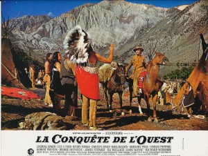 La conquête de l'Ouest 3