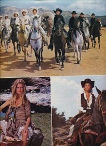Les pétroleuses Ciné-revue 1971