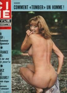 Marika Minzenti Ciné revue 13 mai 1977