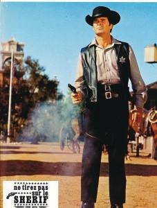 Ne tirez pas sur le shérif (James Garner)