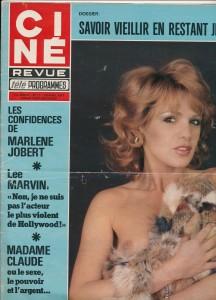 Rita Silva Ciné revue 28 avril 77
