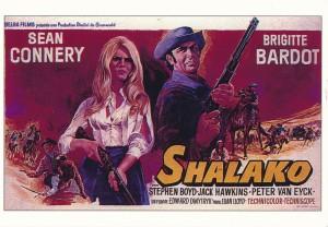 SHALAKO Bardot Connery