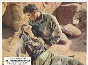 The professionals (Burt Lancaster)