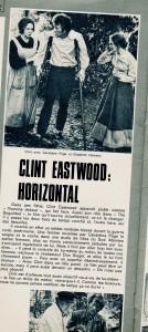 Clint Eastwood tourne Les proies 1970