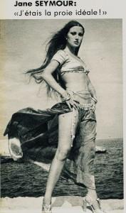 Jane Seymour (ciné revue sept. 77)