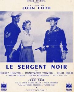 Le sergent noir