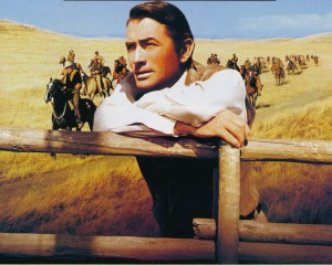 (Gregory Peck)