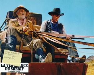 Robert Mitchum, Paul Fix (La vengeance du shérif)