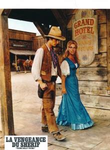 Robert Walker Jr., Deana Martin (La vengeance du shérif)