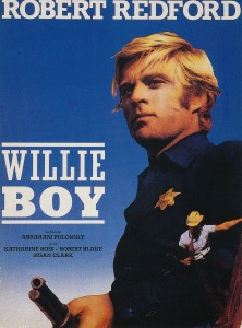 Willie Boy (Robert Redford)