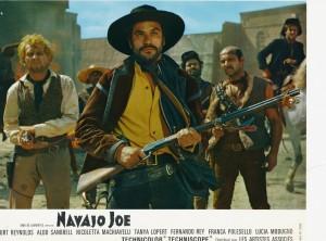 Aldo Sambrell (Navajo Joe)