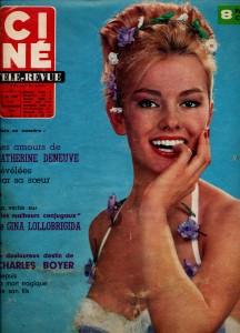 Annie Nelsen (Anny Nelsen) (ciné revue 18 nov. 65)