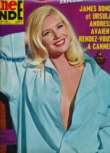 Christiane Schmidtmer (Cinémonde juin 65)