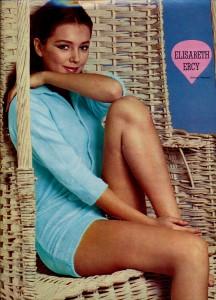 Elisabeth Ercy (cinérevue 19 mai 66)