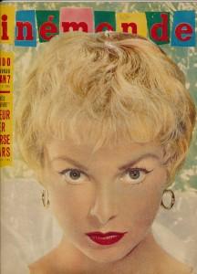 Janet Leigh Cinémonde juin 60