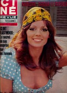Pascale Petit 1971 - Ciné revue