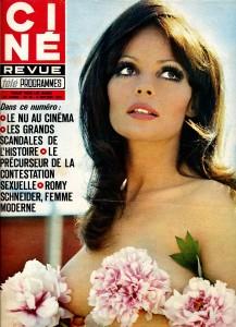 Pascale Petit (cinérevue 1970)