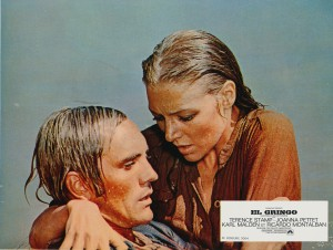 Terence Stamp, Joanna Pettet