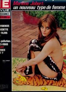 Tina Aumont (cinérevue 1970)