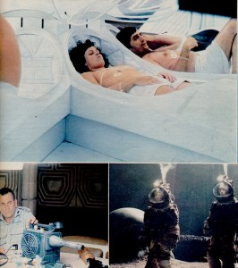 Alien -Sigourney Weaver