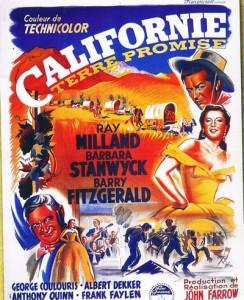 Californie, terre promise