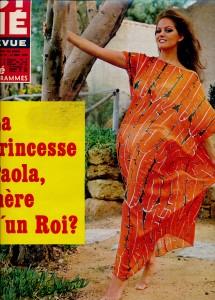 Claudia Cardinale novembre 68 cine revue