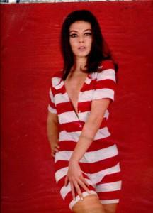 Claudie Lange (15-12-66 Cinérevue)