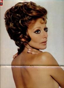 Claudie Lange (cinérevue 1970)