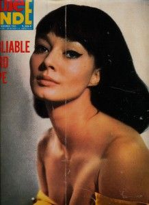 Helga Sommerfeld (Cinémonde nov. 1965)