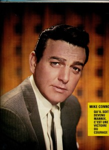 Mike Connors (cinérevue avril 1969)