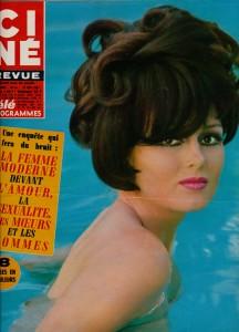 Pamela Tiffin (juin 1967 Ciné revue)