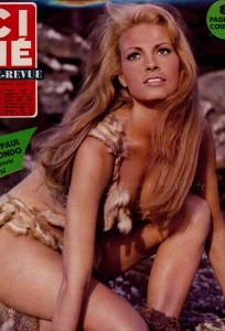 Raquel Welch (24-3-1966 Ciné revue)