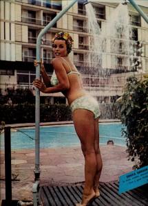 Senta Berger (3-3-1966 Ciné revue)