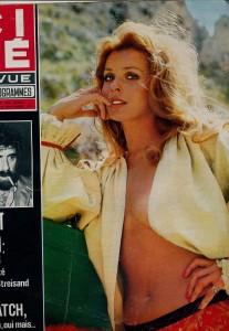Senta Berger (ciné revue 1971°