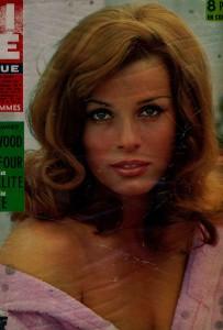 Senta Berger (ciné revue juin 67)