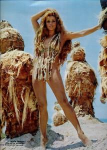 Senta Berger (cinérevue 1970)