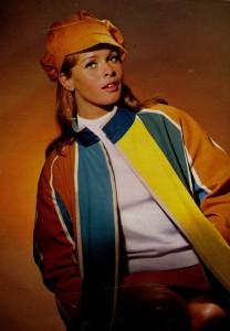 Senta Berger (cinérevue mai 1969)