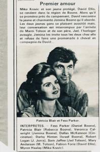 Fess Parker (ciné revue)