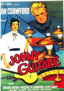 Johnny Guitare - Joan Crawford