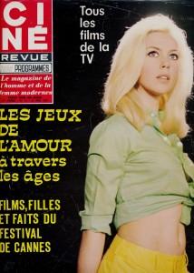 Katia Christina (cinérevue mai 1969)