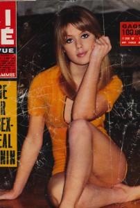 Katia Cristina (Katia Christine) 11-67 Ciné revue)